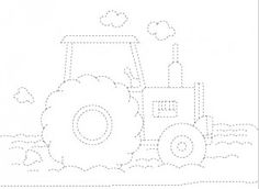 tractor trace worksheet