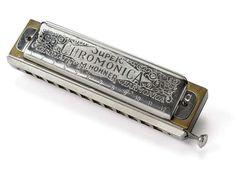 Teach myself how to play the harmonica