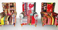 Patchwork #furniture #furnituredesign #furnishings #design #patchwork #мебель #дизайн #дизайнмебели #дизайнкресла #пэтчворк || DETAILS COMFORTS || Stylish Furniture Accessories Luxurious Bedding & Design Service || 1987 South 1100 East in Salt Lake City Utah || http://ift.tt/1Qtpted || 801.364.8963