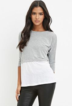 Combo Pocket Tee | Forever 21 | #foreveryou
