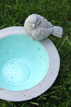 Betonlove: und weiter geht`s Concrete Crafts, Concrete Art, Elephant Ears, Clay Animals, Hygge, Diy And Crafts, Sculpture, Balcony Garden, Glass