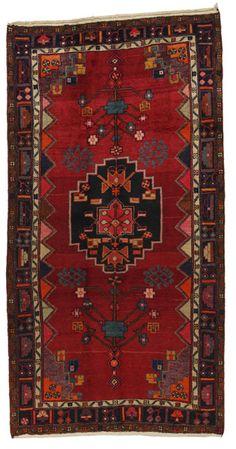 Lori - Bakhtiari Persialainen matto 256x133