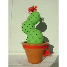 pattern felt cactus - Buscar con Google