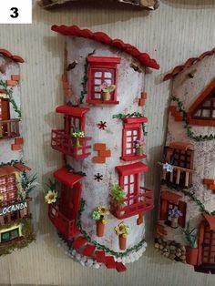 coppi tegole artistiche decorate idea regalo orifinale fantasioso | eBay