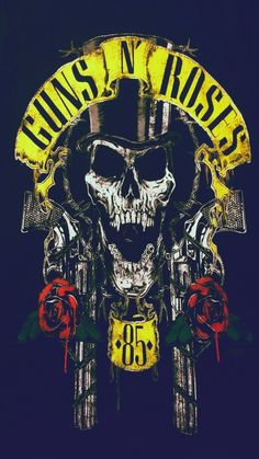 Guns N Roses, Leo Tattoo Designs, Arena Rock, Music Studio Room, Leo Tattoos, Marijuana Art, Skull Artwork, Metal Albums, Heavy Metal Music