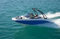 Scarab boats have been carefully designed to create a large, smooth wake — fixing a weakness common in other jet boats. Description from scarabboats.co.uk. I searched for this on bing.com/images