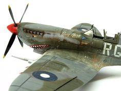 1/48 Spitfire Mk.VIII