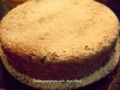 Κέικ καρότου χωρίς αυγά, βούτυρο και μίξερ! - cretangastronomy.gr Vanilla Cake, Tiramisu, Cheesecake, Appetizers, Vegetarian, Ethnic Recipes, Desserts, Food, Kitchens