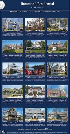 We're pleased to be promoting some of our fine Newton offerings in our full-page ad in today's Newton TAB.