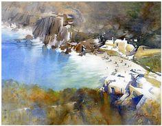 thomas w schaller : fine art in watercolor website & blog