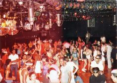 Paradise Garage dance floor, by Sandy Acevedo Jaramillo Larry Levan, Paris Is Burning, Paradise Garage, Disco Club, Grace Jones, Best Club, Disco Party, Music Theory, Jpg