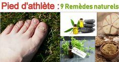 Le pied d'athlète est une infection fongique qui se développe de manière générale dans des endroits chauds et humides. Le champignon.....