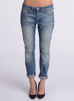 YAY! Red age boyfriend Jeans - JC - Jeans Company