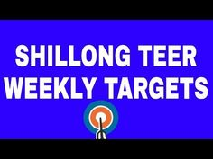 37 Best Shillong Teer counter Result images in 2018