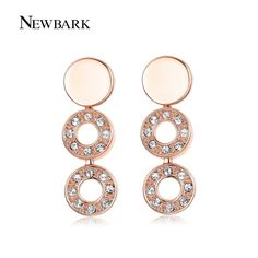 es.aliexpress.com store product NEWBARK-Brand-3-Circles-Drop-Earrings-With-Tiny-CZ-18K-White-And-Rose-Gold-Plated-Earrings 528390_32538181961.html?spm=2114.12010612.0.0.MJQ2EO