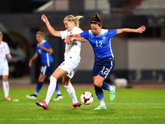 Lauren Holiday vs. Norway, Algarve Cup, March 4, 2015. (U.S. Soccer)