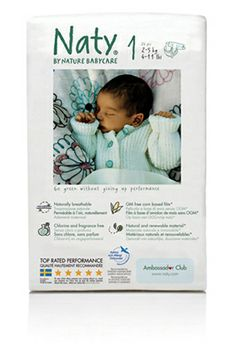 Nappies - Naty.com : I had originally intended to only use these fully disposable diapers while traveling, and use gdiapers at home. But after we ended up not liking the gdiapers, these are now our main diapers as well.