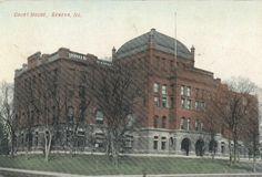Kane County Court House, Geneva IL