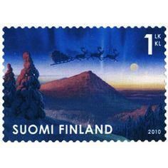 Postimerkki: Tunturimaisema | Suomen postimerkit Finland, Stamps, Movies, Movie Posters, Art, Seals, Art Background, Films, Film Poster