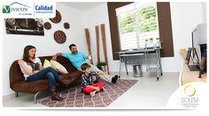El modelo de residencia Tempo le ofrece un espacio multiuso que puede funcionar como: dormitorio adicional, estudio, sala de tv u oficina.