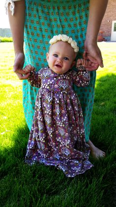 Adorable Floral Dresses for Your Little Princess! Floral Dresses, Little Princess, Summer Wardrobe, Most Beautiful, Kids Fashion, Things To Come, Bebe, Floral Gown, Junior Fashion