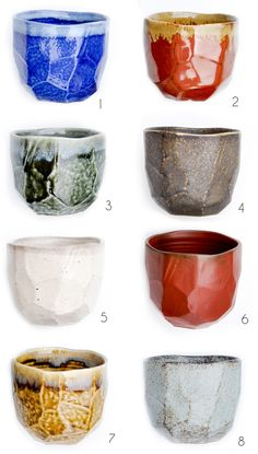 Faceted Boulder Cup