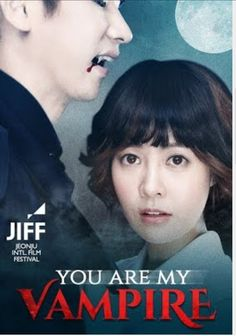 You Are My Vampire 2014  South Korean Movie Starring Choi Yoon-Young,  Park Jung-Sik and Lee Jae-Yoon