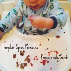 Cooking for Beansprout, Part 4: 20 Baby-Led Weaning Breakfast Ideas | (Cooking for) Kiwi & Bean