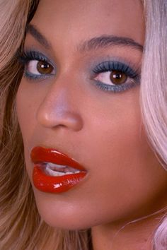 Blow - Beyonce's Makeup Looks from the Beyonce Visual Album