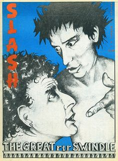 The entire print run of classic punk Slash magazine is now online  5ba17d95a070