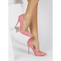 Szpilki Miss Classy Pink Su High Heels