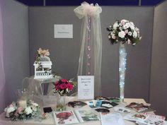 Boulevard florist At County mall wedding fair