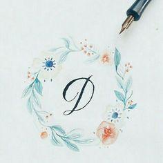 D #calligrafikas