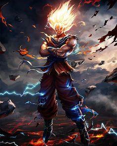 Cute ドラゴンボール Dragon Ball Z Goku dbz Dragon Ball Z, Goku Dragon, Dragon Fight, Blue Dragon, Animation, Fan Art, Son Goku, Digital Illustration, Concept Art