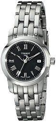Tissot Women's TIST0332101105300 Dream Black Dial Watch