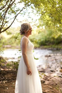 Photo from Josh & Erin collection by Tremblett Photography Wedding Dresses, Blue, Photography, Collection, Fashion, Bride Gowns, Wedding Gowns, Moda, La Mode