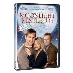 Amazon.com: Moonlight & Mistletoe: Tom Arnold, Candace Cameron-Bure, Christopher Wiehl: Movies & TV