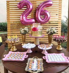 Trendy Birthday Presents Ideas Ideas 26th Birthday, Birthday Celebration, Birthday Parties, Birthday Ideas, Havanna Party, Its My Bday, Birthday Pictures, Birthday Party Decorations, Decoration Party
