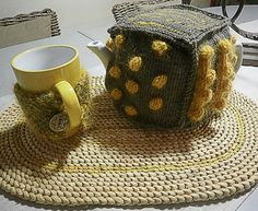 Modern Eco-friendly Teapot Covers