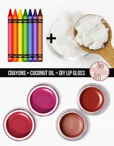 Craft Project Ideas: 27 Insanely Easy Two-Ingredient DIYs