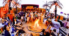Woodstock69 @ Bloemendaal, the Netherlands.. the greatest beach party's:)
