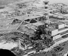 The April 26, 1984, explosion remains the nuclear industry's most severe disaster.