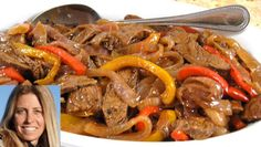 Wild Game Fajitas Marinade (2hrs +){ Juice of two limes or lemons; 4 TB olive oil ;4 cloves of garlic, finely chopped; 1 tsp ground cumin; 1/2 fried jalapeño pepper, finely chopped, with ribs and seeds removed; 1/3 cup fresh chopped cilantro Fry: 4 TB olive oil 1 lb. wild game meat --flank or skirt steak; 1 large onion sliced; 3 sweet peppers cut into strips; Season salt.