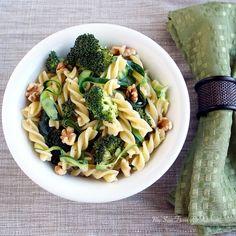 Broccoli Walnut Pasta | My San Francisco Kitchen
