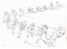 Little Witch Academia Concept Art