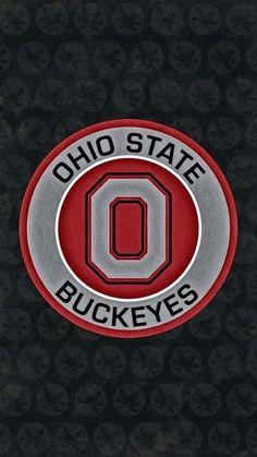 Buckeyes Football, Ohio State Buckeyes, Ohio State Wallpaper, Ohio State Logo, Supreme Iphone Wallpaper, Cincinnati, Scarlet, Walls, College