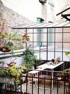 romantic rooftop gardens / @sfgirlbybay