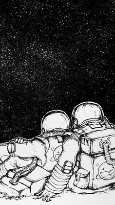 Creatures Such As We Artwork Doodle Inspiration, Space Drawings, Art Drawings, Out Of This World, This Is Us, Choice Of Games, Astronaut Drawing, Interactive Fiction, Astronaut Wallpaper
