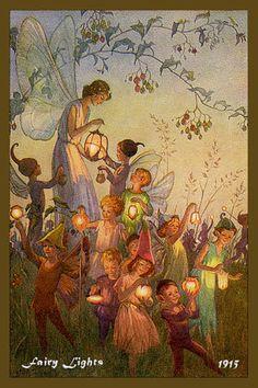 We kozen deze foto omdat er een elfje werd getoverd bij de verdwijning naar sprookjesland
