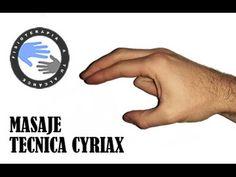 Masaje de cyriax o transverso profundo, teoria y práctica. Como tratar lesiones deportivas - YouTube